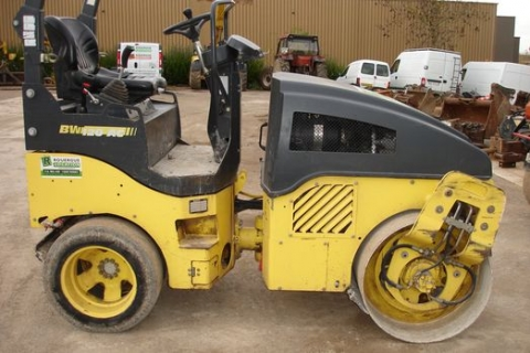 Photo BOMAG BW120AC3 (mixte)
